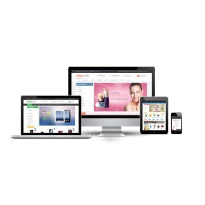 SOS - Deluxe Ecommerce Website