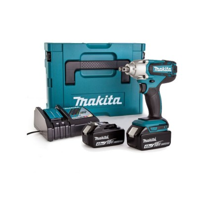 "Makita DTW190RME 18V 1/2"" Cordless Impact Wrench"